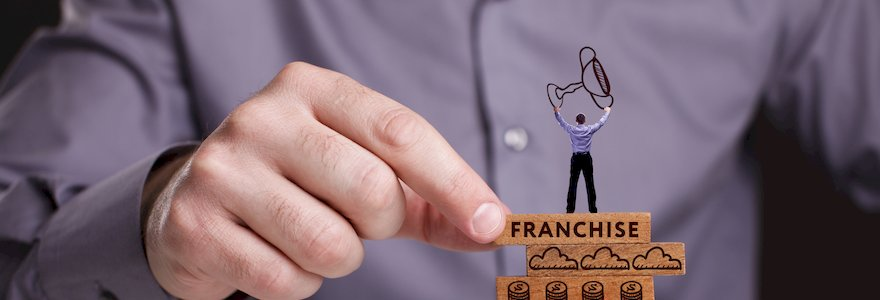 franchise immobiliere
